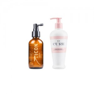 Pack ICON Double Body Serum + India Dry Oil