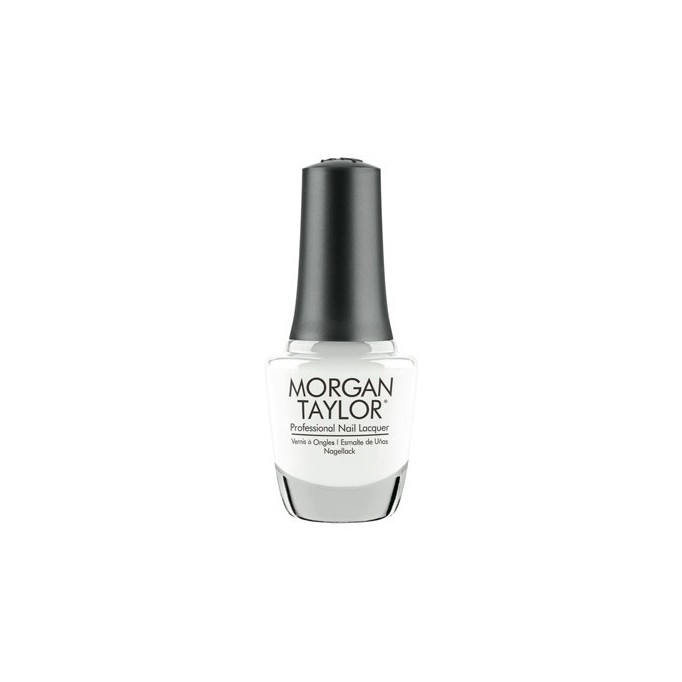 MORGAN TAYLOR - ALL WHITE NOW - Esmalte de Uñas 15ml