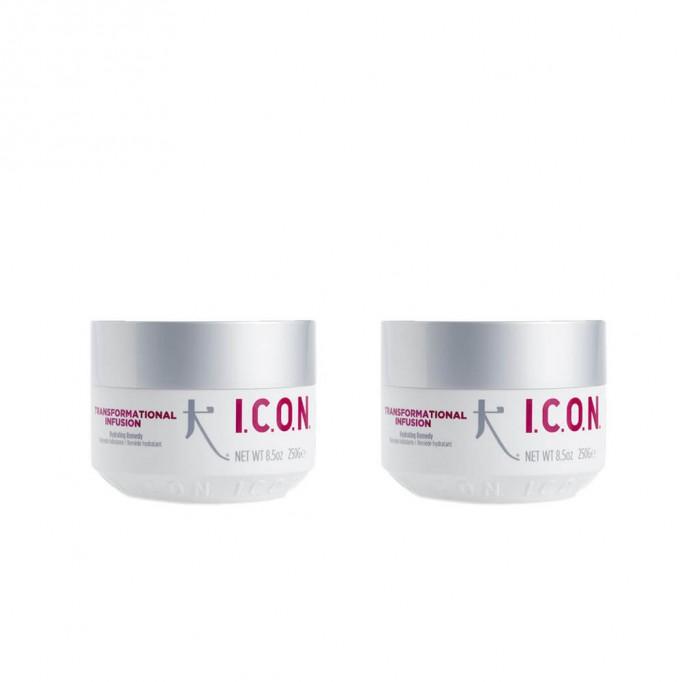 Pack ICON 2 Infusion: Hidratación en 60 segundos