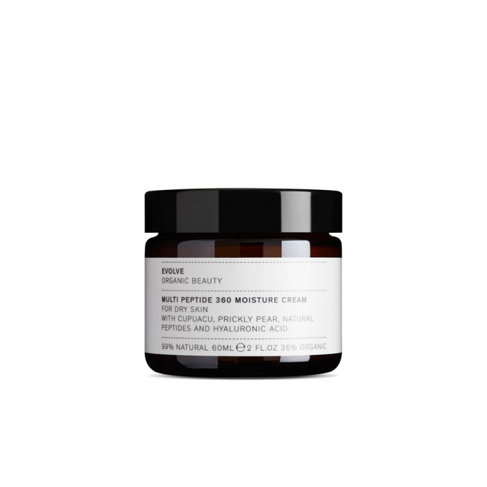 EVOLVE Multi Peptide 360 Moisture Cream |Hidratante