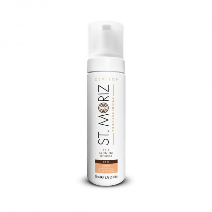 ST MORIZ Autobronceador Mousse Dark 200 ml