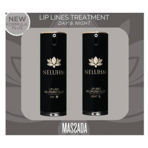 MASSADA LIP LINES VOLUMIZING FILLER DAY 15 mL