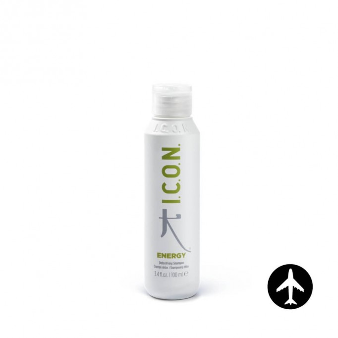 ICON ENERGY - Champú Detox - 250 ml