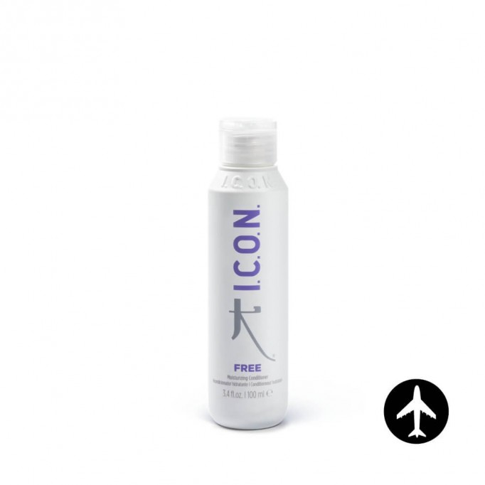 ICON FREE - Acondicionador Hidratante - 250 ml