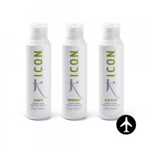 Pack ICON Detox Tamaño Viaje 100 ml