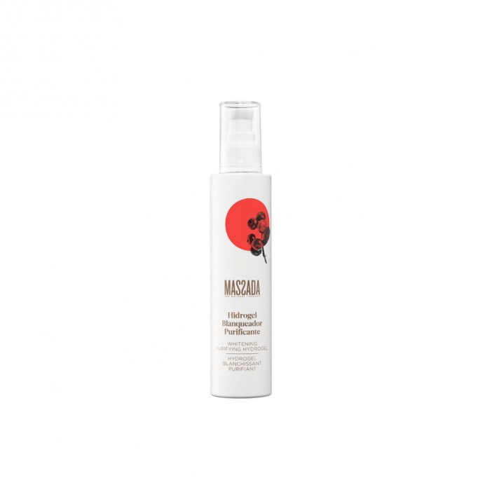 MASSADA HIDROGEL BLANQUEADOR PURIFICANTE 200 mL