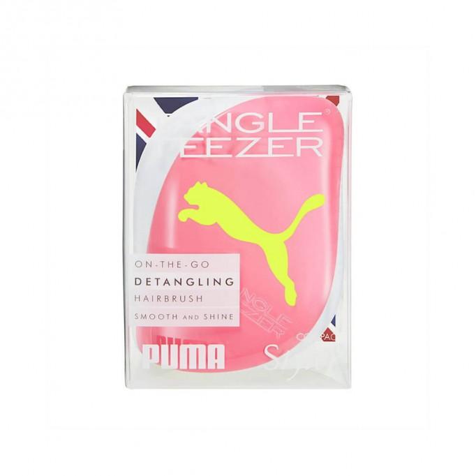 PUMA x Tangle Teezer Compact Styler Rosa