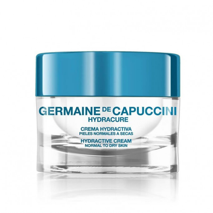 Crema Hydractiva Piele Normal Mixta - Germaine de Capuccini