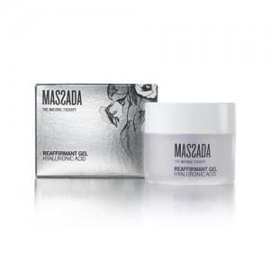 MASSADA REAFFIRMANT GEL HYALURONIC ACID 50 mL