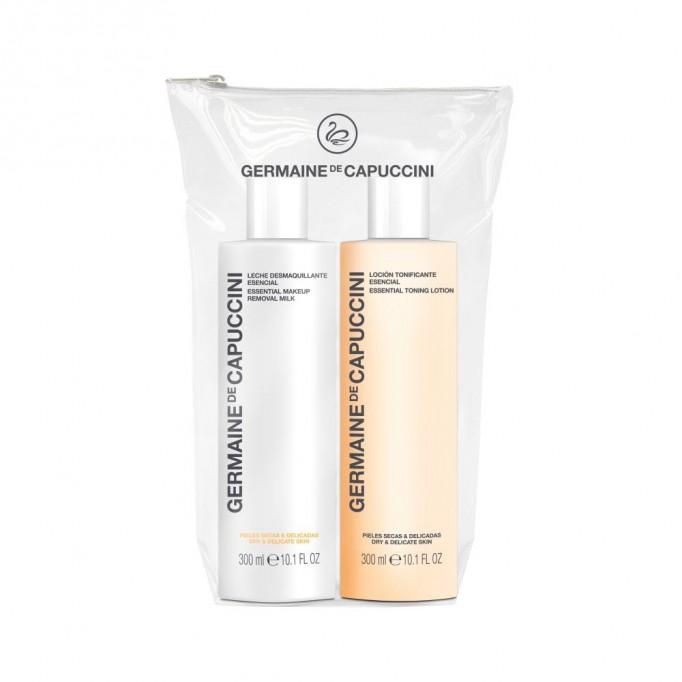 Pack Germaine de Capuccini Silky Skin Duo Options