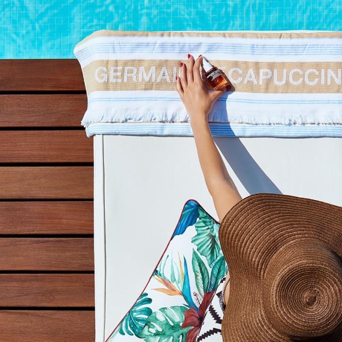 Blue Active Water Agua Activadora Solar Germaine de Capuccini
