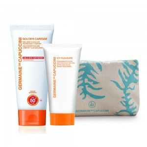 Neceser Solar Germaine de Capuccini CC Cream SPF50 + After sun