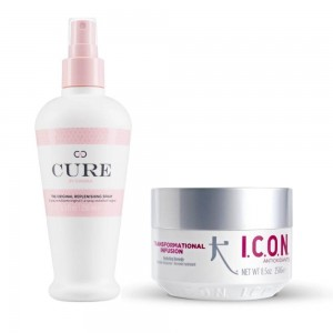 Pack ICON Infusion + Replenishing spray