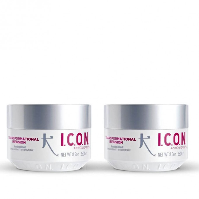 PACK ICON 2 INFUSION MASCARILLA REMEDIO HIDRATANTE PELO MIPELAZO