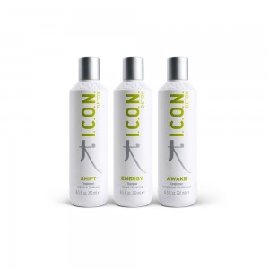 Pack ICON DETOX - Shift + Energy + Awake 250 ml