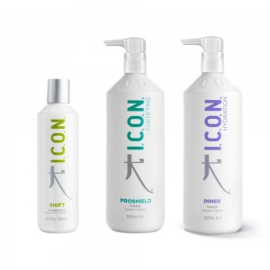 Pack ICON Shift Detox + Inner Hidratación + Proshield Proteinas