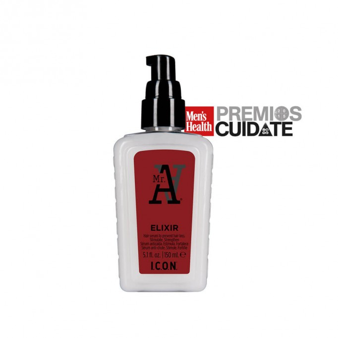 Pack ICON Anticaida Champu Litro y Elixir