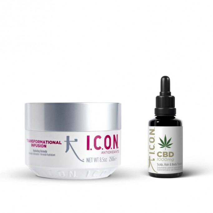 Pack ICON Infusion + Aceite Puro Oil