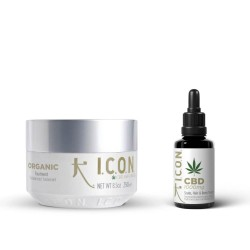 Pack ICON Organic Tratamiento Infused + Aceite Puro Oil