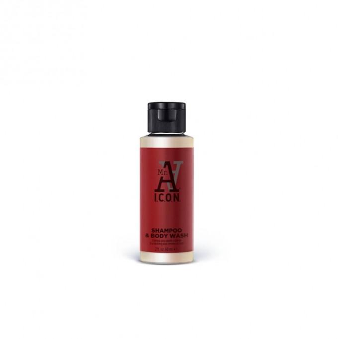 ICON MR. A Shampoo - Champú anticaída   250 ml