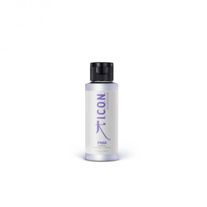 ICON FREE - Acondicionador Hidratante - 250 ml