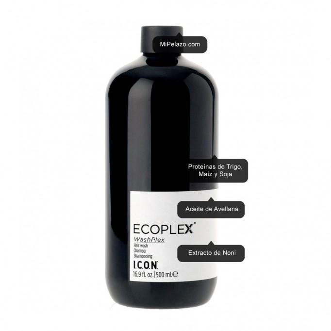 ICON Ecoplex Washplex Champú 500 ml