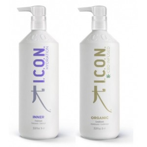 Pack ICON LITROS Inner + Organic conditioner