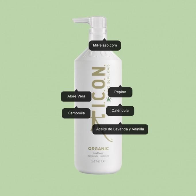 Pack ICON LITROS Inner + Organic conditioner