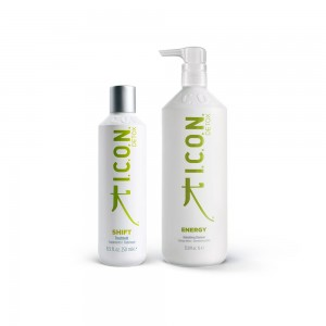 Pack ICON DETOX Energy litro + Shift 250ml