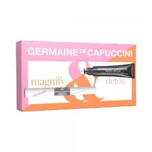 Pack Germaine de capuccini MIRADA 10 Magnify+Detox SRNS