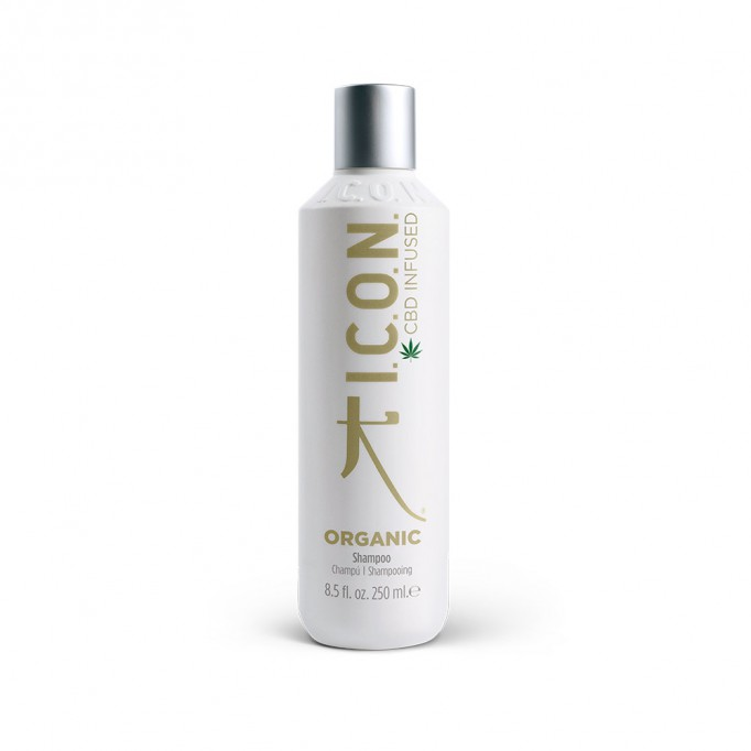 ICON Champú Organic CBD Infused