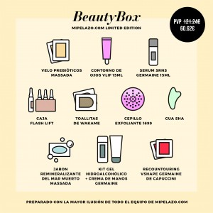 BEAUTY BOX MIPELAZO