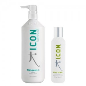 Pack ICON REBAJAS Post tonic + Proshield Litro