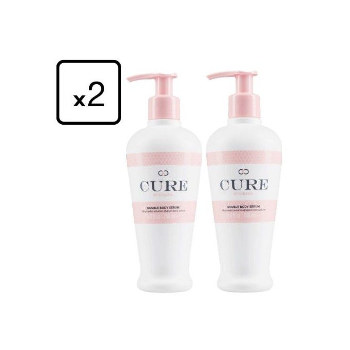 Pack ICON REBAJAS Double Body Serum x 2