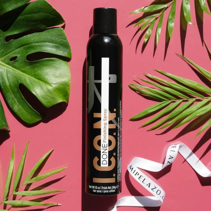 Pack ICON 2 DONE Spray de fijación