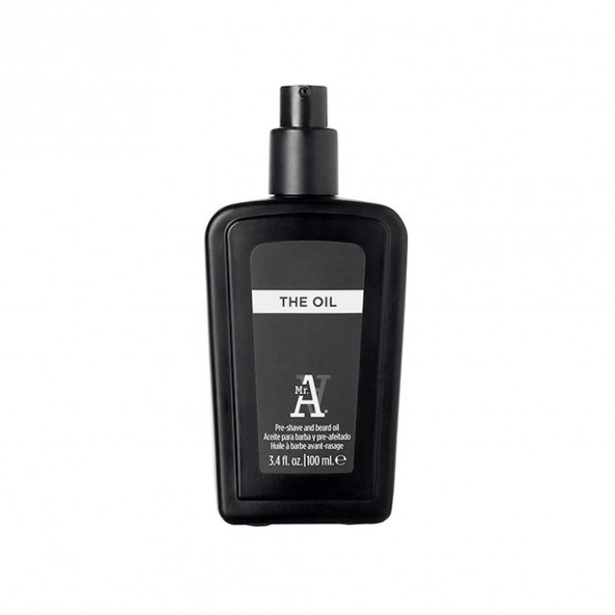 ICON MR. A The Shave - The Oil