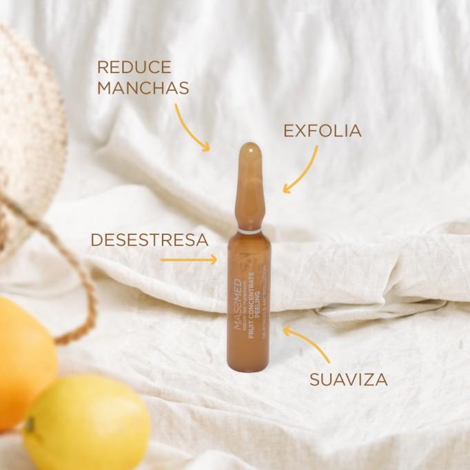 MASSADA FRUIT CONCENTRATE PEELING ENCIMATICO