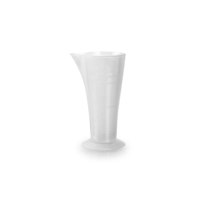 Vaso medidor especial para color