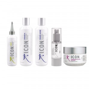 Pack ICON Shift + Drench + Infusion + Inner + Serum