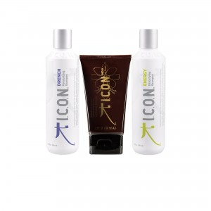 PACK  ICON DRENCH + ENERGY + CURL CREAM
