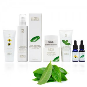 MASSADA EXTRACTO DE TÉ VERDE 15 mL