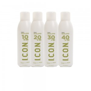 ICON Cream Developer - Oxigenada 20 VOL - 1000 ml