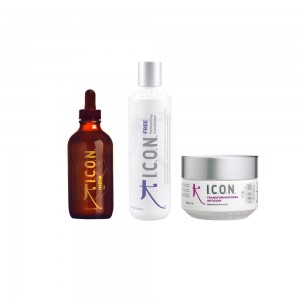 PACK ICON INDIA OIL + INFUSION + FREE