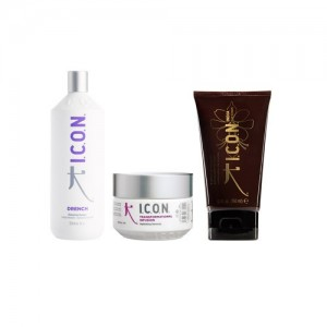 PACK ICON DRENCH + CURL CREAM + INFUSION