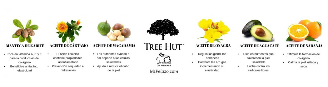 TREE HUT SHEA EXFOLIANTES