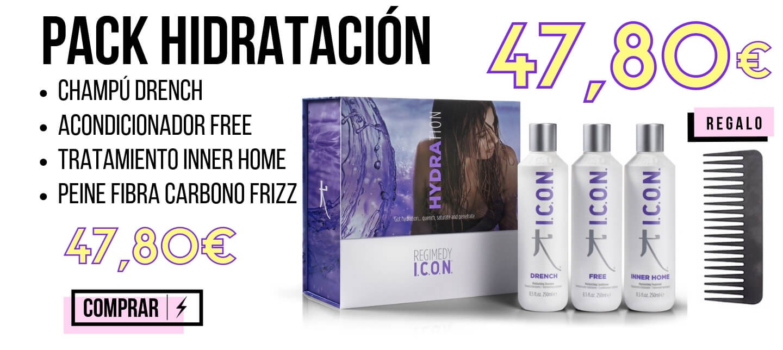 Pack ICON Hidratación BARATO